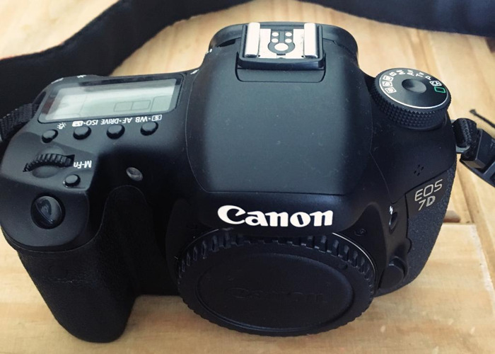 Canon 7D and Sigma 24-70 F2.8 ! - 1