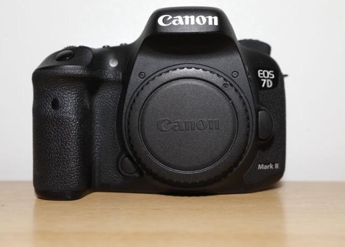Canon 7D M2 + Canon 10-18mm bundle - 1