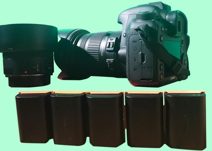 Canon 7D Mk2 Kit - 1