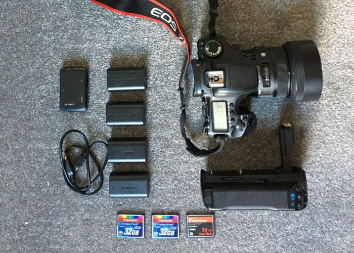Canon 7D Photography/Video kit - 1