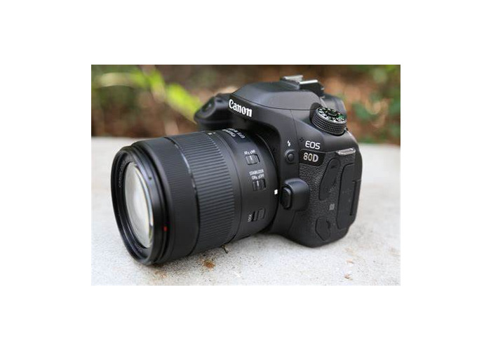 Canon 80D - 1