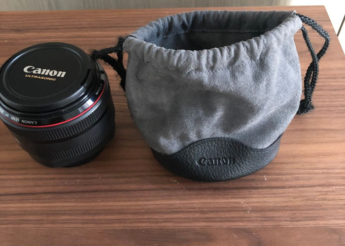 Canon 85mm 1.2L ii - 2