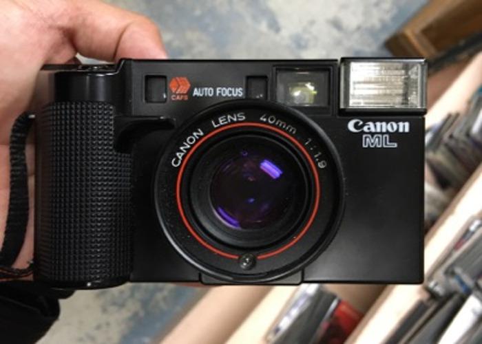 Canon AF35ML - 1