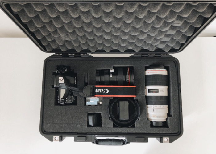 Canon Bundle Kit - 2