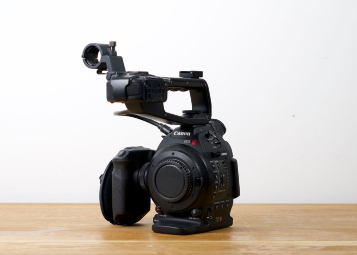 Canon C100 Body only - 1