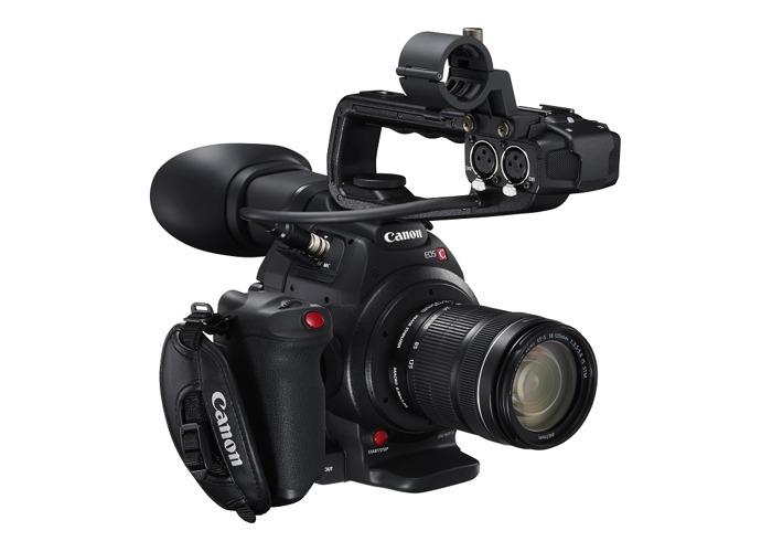 Canon C100 mark 2  - 1