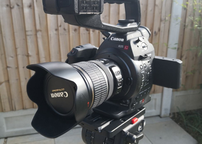 Buy Canon C100 mark i with Dual Pixel autofocus upgrade