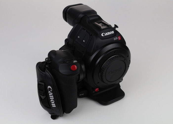 Canon C100 Mark II (body) - 2