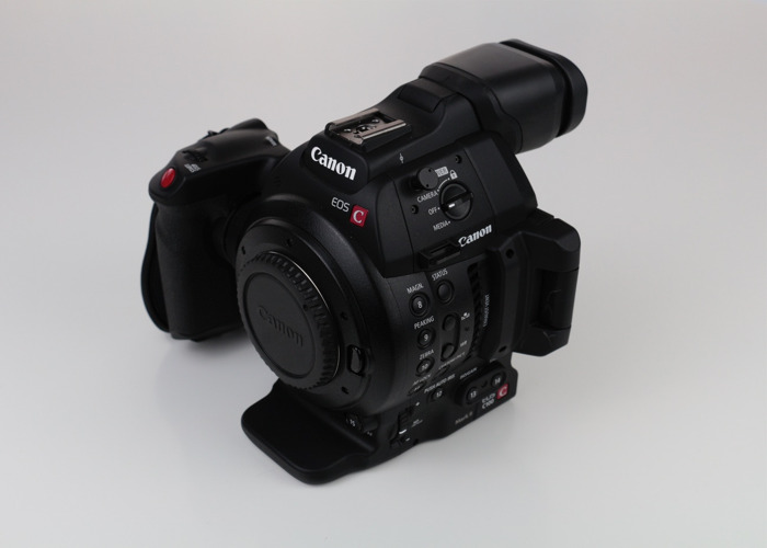 Canon C100 Mark II (body) - 1