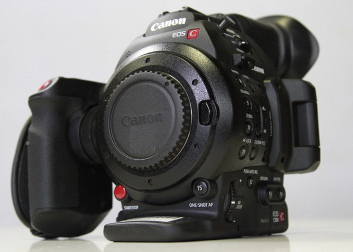 Canon C-100 Mark II Body only - 2