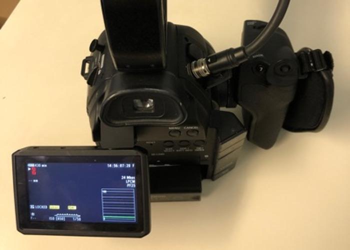 Canon C100 mk 1 - 1