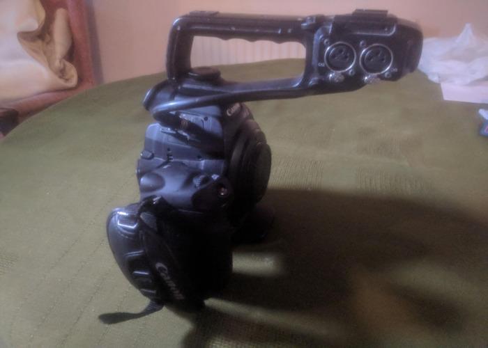 Canon C100 Mk I- body - 1