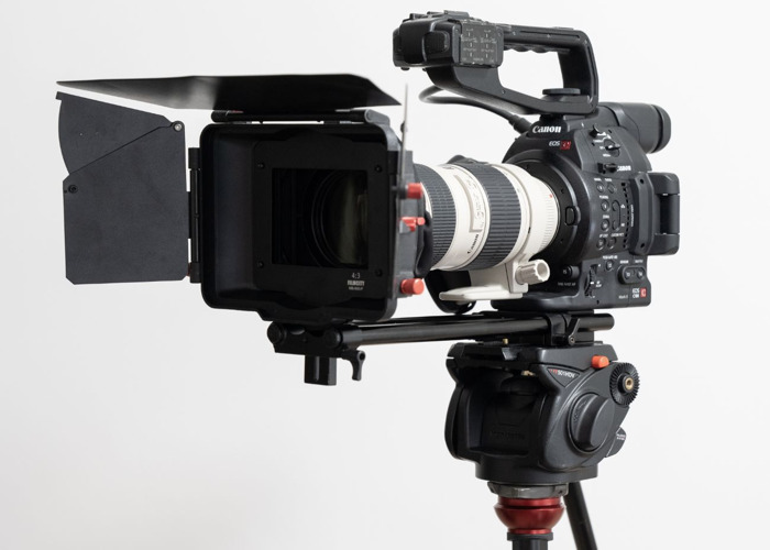 Canon C100 Mark Ii Manual
