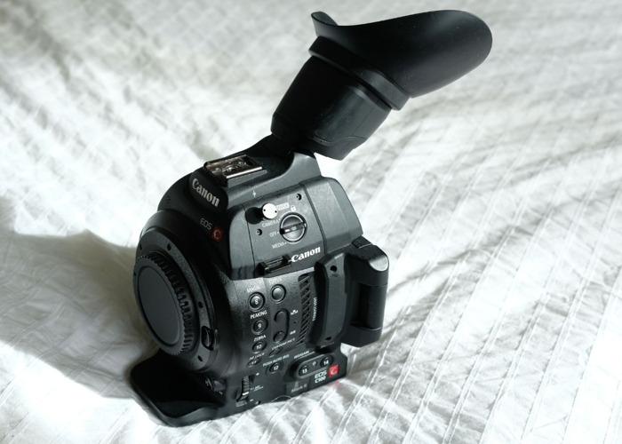 Canon C100 MK2 - 2