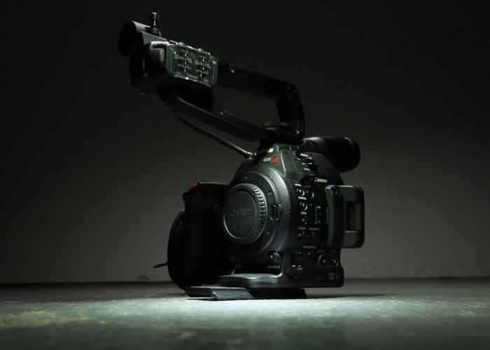 Canon EOS C100 Mark II - 1