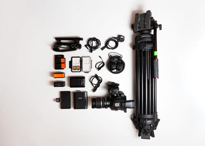 Canon C100 mkii FULL KIT - 2