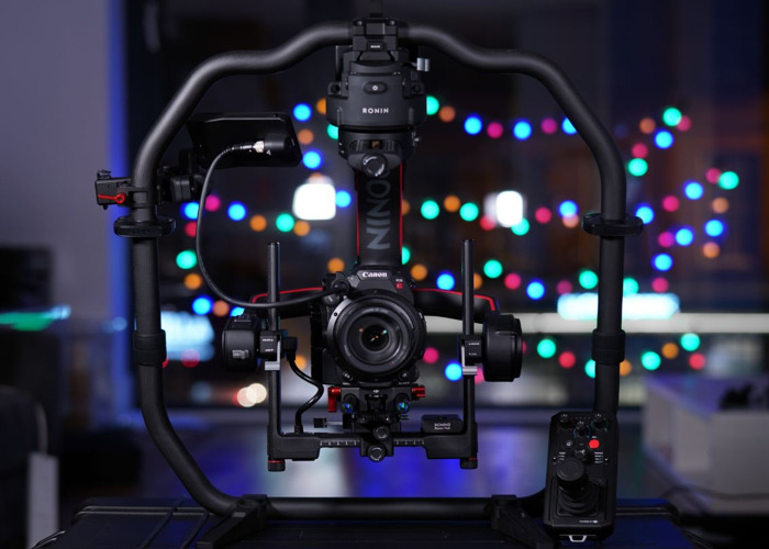 Canon C200 + DJI Ronin 2 Bundle ( 4K Raw Gimbal Kit )  - 1