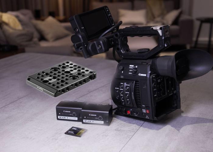 Canon C200 (+ smallrig plate + 1 CFAST 256GB) - 1