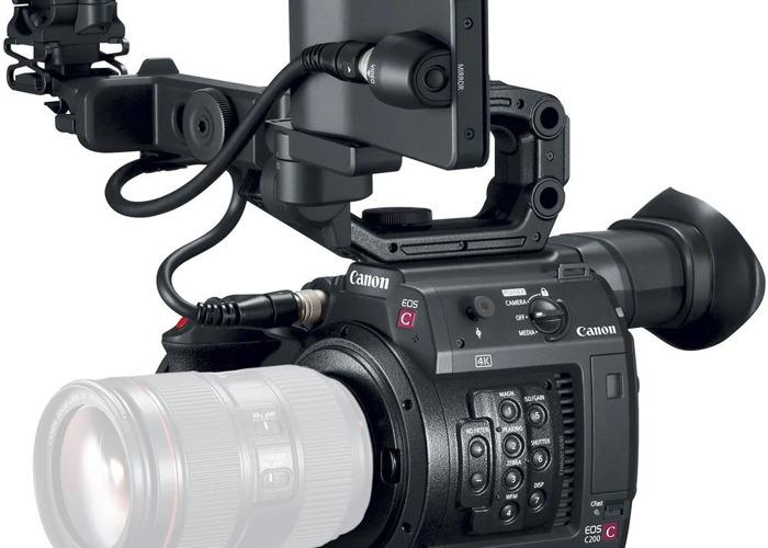 Canon C200 #2 (RAW) - 1