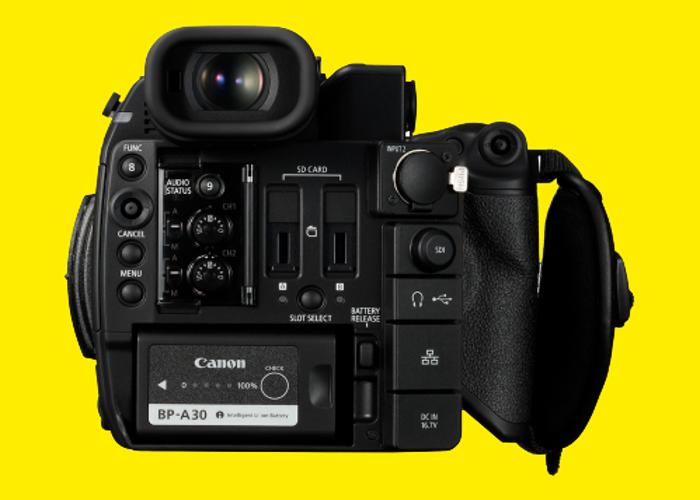 Canon C200 - 2