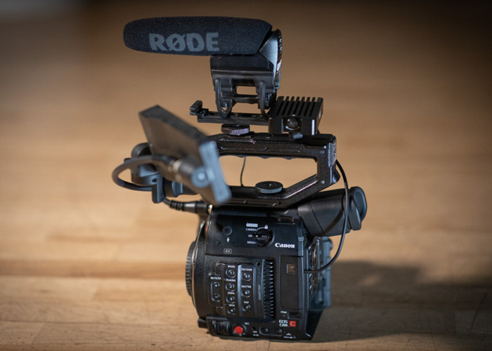 Rent Canon C200 camera package  5 5 hours Raw  19hour
