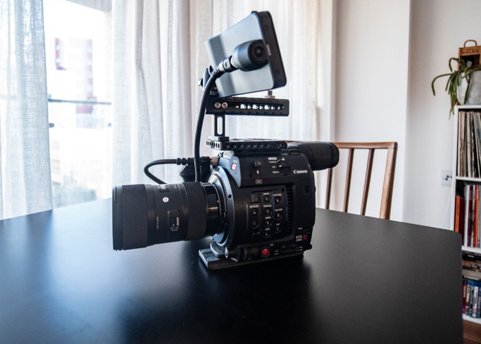 Canon C200 kit + 2 x Sigma lenses + Rode NTG3 - 1