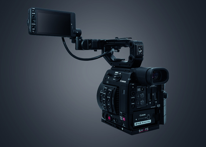 Canon C200 Kit (Body + Lens) - 2