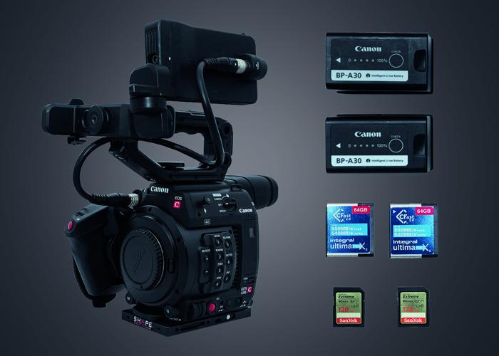 Canon C200 Kit (Body + Lens) - 1