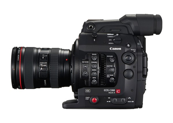 Canon C300 Complete Kit - 1