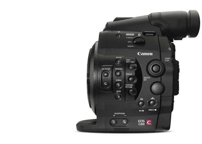 Canon C300 EF Mount - 1