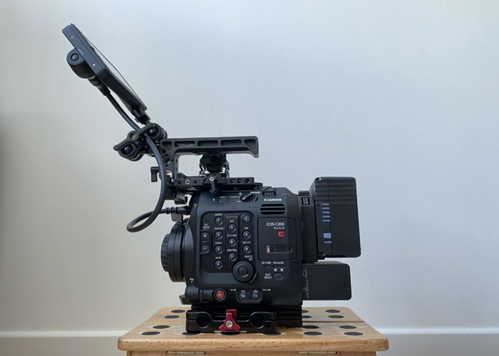 Canon C300 Mark III Intermediate Kit (C300 MK III 3) - 1