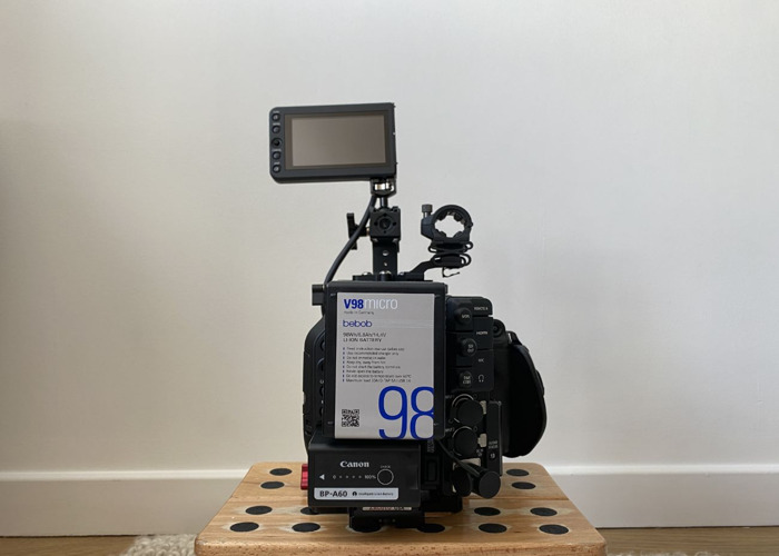 Canon C300 Mark III Intermediate Kit (C300 MK III 3) - 2