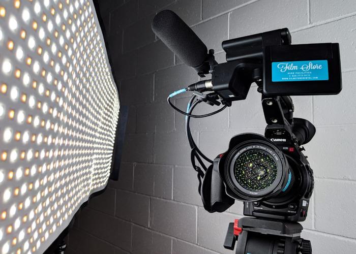 Canon C300 MK2 - 1