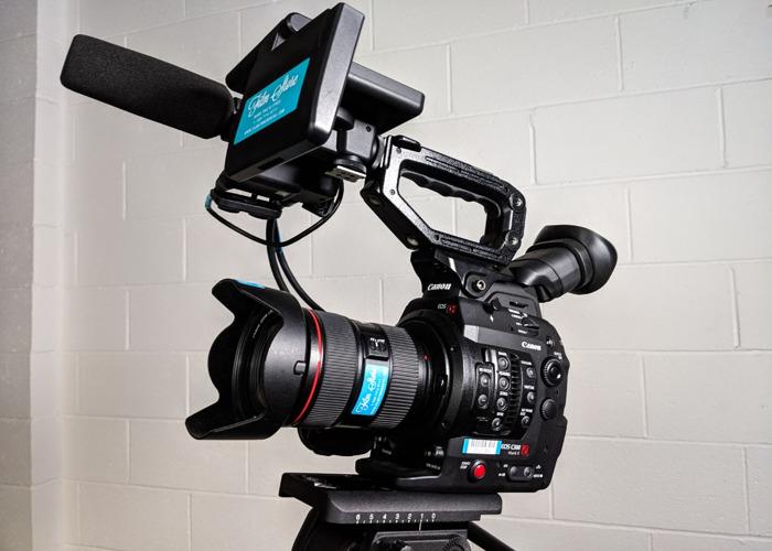 Canon C300 MK2 - 2