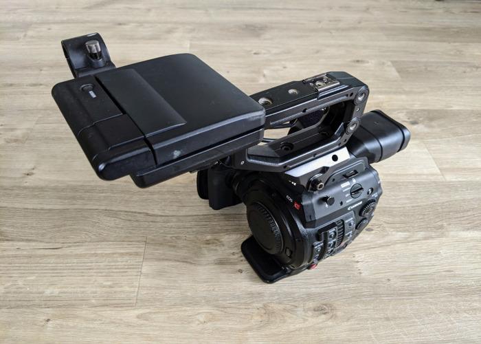 Canon EOS C300 MKII - 2