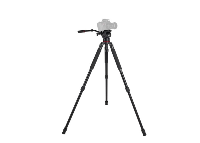 Canon C300 Package (3) + 3 Samyang Xeen Cinema Prime Lenses ( 16mm / 24mm / 50mm ) + Video Head Tripod +3 Battereies + 128GB Memory *Full Film Camera Bundle* - 2