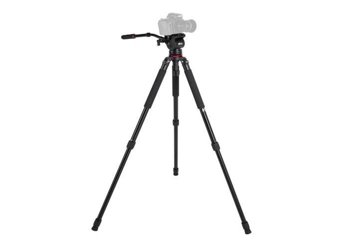 Canon C300 Package (3) + 5 Cine Prime Lenses ( 14mm / 24mm / 35mm / 50mm / 85mm ) + Video Head Tripod + 3 Battereies + 128GB Memory *Full Film Camera Bundle* - 2