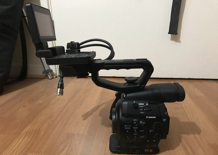 Canon C300 EF with Director of Photography/Operator - 2