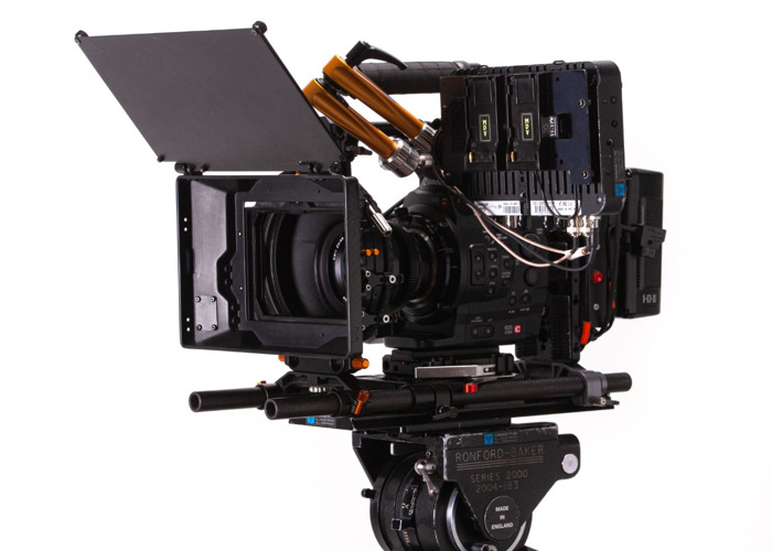 Canon C500 / Odyssey 7Q+ Full shooting package  (KIT 3) - 1