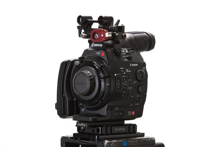 Canon C500 4K camera kit w/ Odyssey 7Q+ - 2
