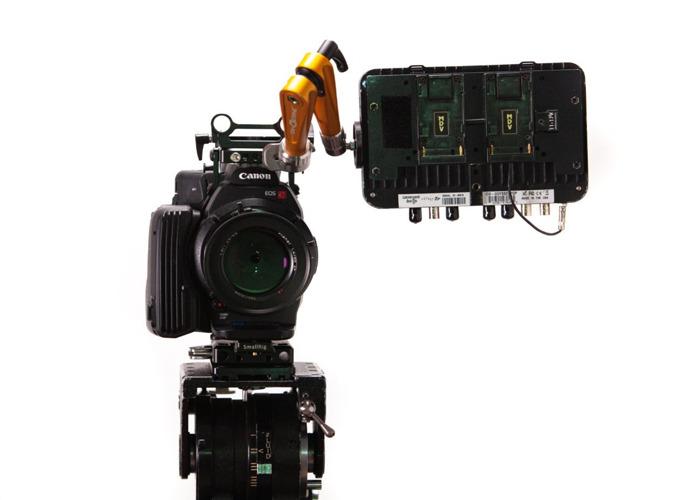 Canon C500 4K camera kit w/ Odyssey 7Q+ - 1