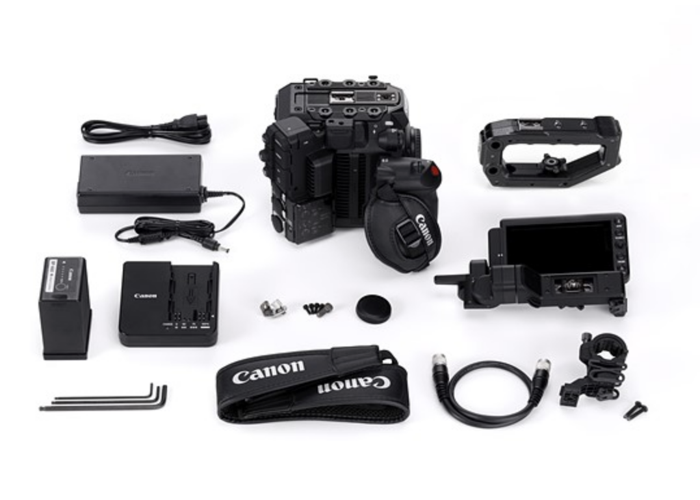 Canon c500 Mark ii + Prime/Zoom Lens + 256g CFexpress  - 2