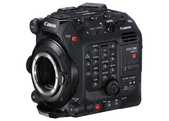 Canon C500 Mark II 5.9K EF - 1