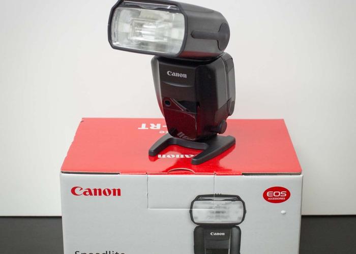 Canon Camera Speedlite 600EX-RT  - 2