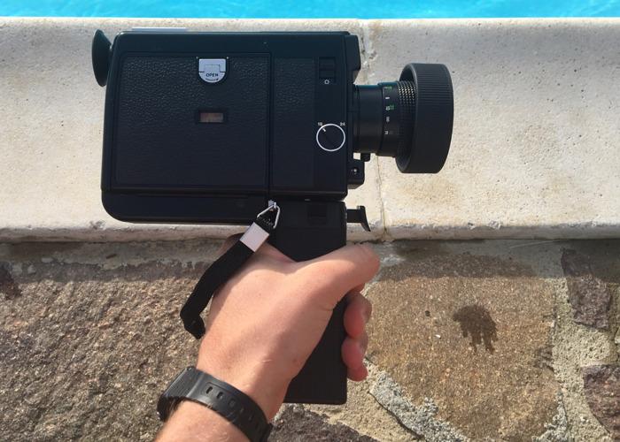 Canon Canosound 514XL-S Super 8 Camera - 2