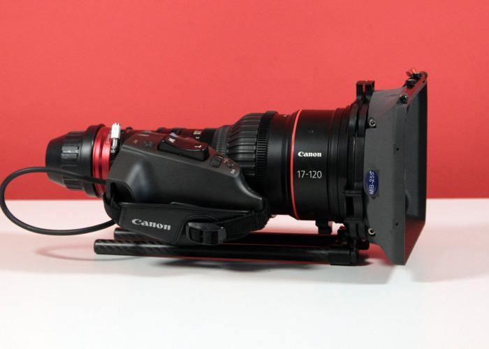 Canon CN7X17 17-120 T2.95 EF - 1