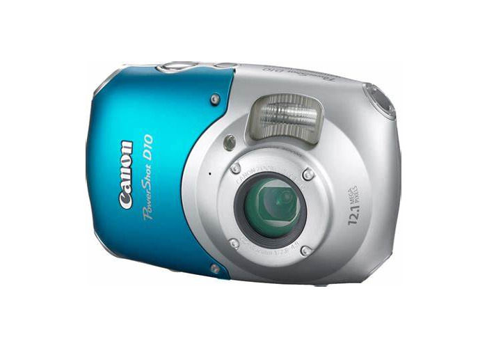 Canon D10 - 1