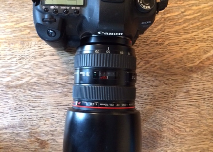 Canon 5d Mk ii Digital SLR Camera EOS - 1