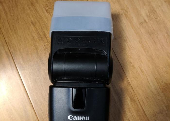 Canon DSLR Camera Flash Speedlite 430EX II - 2