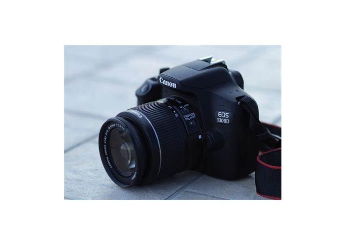 Canon DSLR EOS 1300D - 1